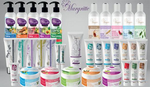 محصولات پوستی مارگریت